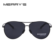 MERRY'S Polarized Sunglasses Men Driver Mirror Sun glasses Male Fishing Female Outdoor Sports Eyewear For Men S'601