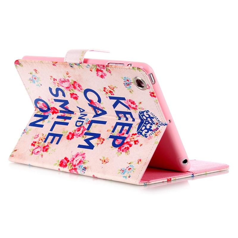 Apple iPad mini üçün 1 2 3 Case Moda PU Dəri Çanta iPad üçün - Planşet aksesuarları - Fotoqrafiya 3