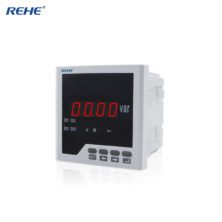 REHE RH 3Q31 96*96MM Intelligent Power Digital Panel  Energy Power Meter LED Power Meters Tools - title=