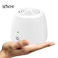 LSTACHi Air Cleaner Sterilizer Ozone Generator ionizer O3 Timer Air Purifiers Freezer Deodorizer For Refrigerator Bathroom