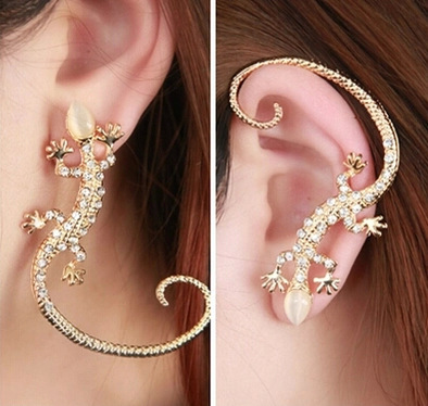 Good Quality Lowest Price Las Jackets Jewelry Earrings Alloy Fashion In One Ear S Jewerly