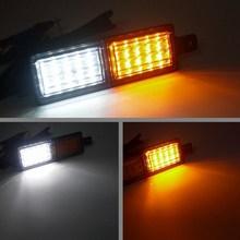 10V-30V Tail Lights For Trailers Boat 30 LED Quantity Boat Tail Lights For Trucks Tailight Parts For Caravans Led Rear Lamp