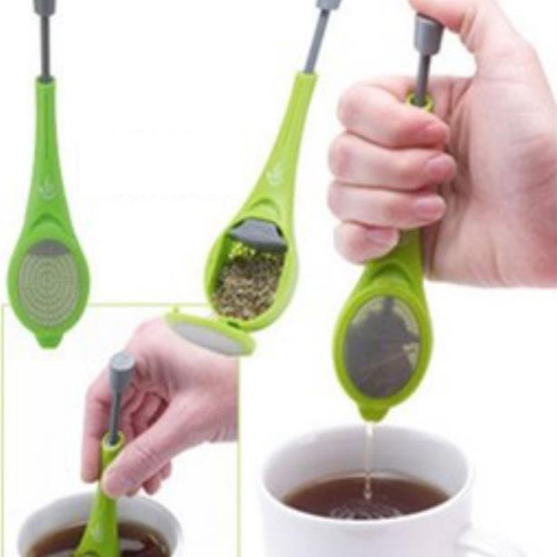 Kitchen Supplies Teapot Accessories Home Accessories Tea tool Tea Strainer Silicone Coffee & Tea Sets Tea Infuser 1 PCS