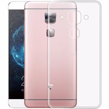 Case for Letv Pro3 1 X600 /1S X500 Letv 1 Pro (X800) Letv Max 2 X900 Leeco cool1 dua Soft Silicon TPU Clear Phone back cover(China)