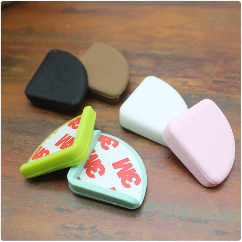 1 Pcs Kinderen Edge Corner Guards Kind Veilig Baby Veiligheid Siliconen Protector de Hoek Edge Protection Cover
