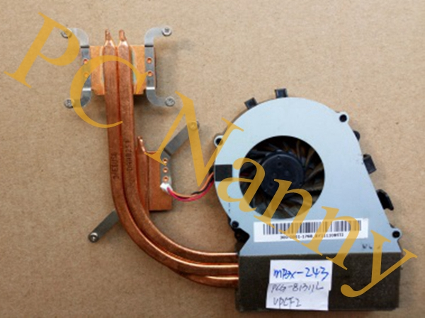 MBX-243 For Sony PCG-81311L VPCF219FC VPCF249FC Heatsink Cooling Fan Cooler