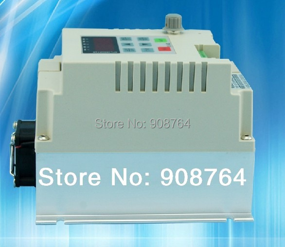 US $119 0 |2 2KW VARIABLE FREQUENCY DRIVE INVERTER 220V to 220V power VFD  single phase input single phase output electric motor -in Inverters &
