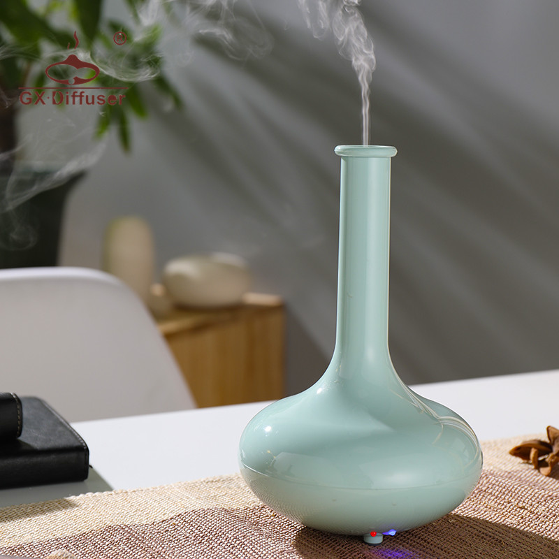 GX.Diffuser Aroma Diffuser Aromatherapy 160ml GX-01K Ultrasonic Humidifier Essential Oil Diffuser for Home Office Mist Maker aromatherapy aroma mix