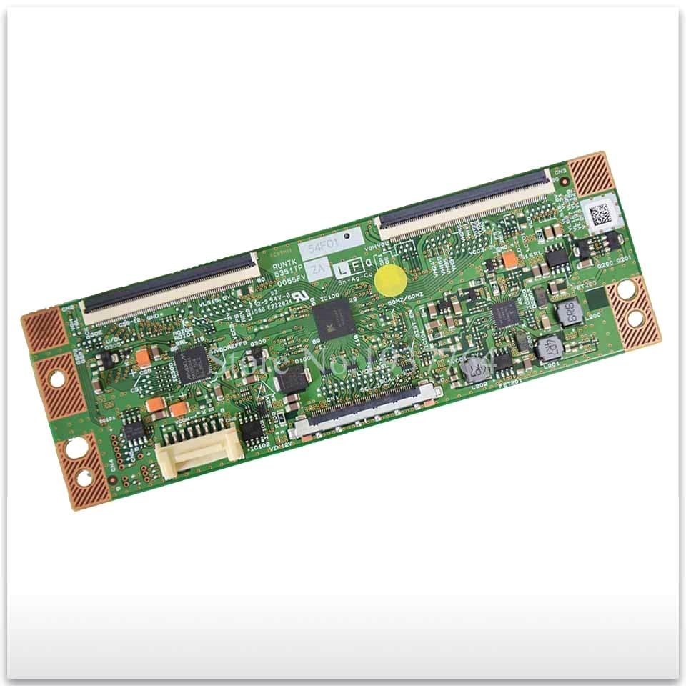 new Original LOGIC BOARD T-Con Board RUNTK 5351TP 0055FV ZA UE32F5500AK 0055FV ZA ZZ 4353tp cpwbx runtk za zb zc zd ze zz lcd board logic board cpwbx4353tp runtk4353tp pls confrim z you need connector nocable