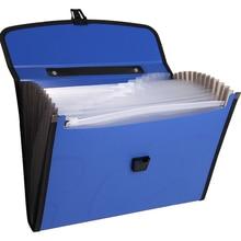 Nieuwe Waterdichte Business Boek A4 Papier Bestandsmap Zak Office Briefpapier Ontwerp Document Map Rechthoek Kantoor