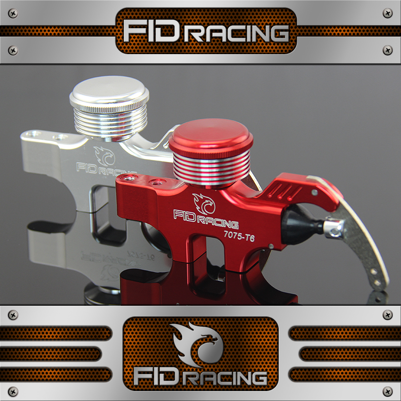 FID 4 Master Cylinder For 4 Wheel Hydraulic Brake Set HPI KM ROVAN Baja 5b 5s 5t 1/5 Gas Rc Car Upgrade Parts main pump combination for gtb 4 wheel hydraulic brake set fit for 1 5 rc car hpi baja 5b ss