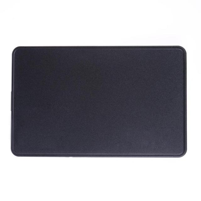 External HDD SSD Enclosure 2.5inch USB 3.0 Hard Disk Drive Case Caddy not require screws 2.5 5