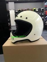 Motorcycle Helmet TT&CO Japan for Big face helmet with Top Glass