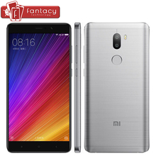 "Original Xiaomi Mi5s Plus 4G RAM 64G ROM Cell phone Snapdragon 821 Quad Core NFC Fingerprint ID FDD 4G 13.0MP x 2 5.7 "" MIUI 8"