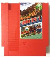400 Em 1 Sem Repetição Cartão de Jogo Com o jogo Contra Homem aranha Tartaruga Lutadores Para 72 Pinos de 8 Bits Do Jogo Console