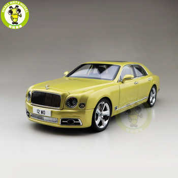 1/18 Almost Real Bentley Mulsanne Speed 2017 Julep Diecast Metal Model car Gift Collection Hobby - DISCOUNT ITEM  0% OFF All Category