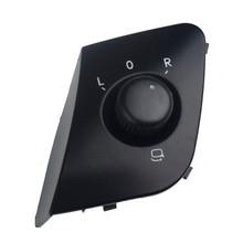Per VW Seat Ibiza 2009-2015 Auto Esterno Lato Specchio Regolare L'interruttore Manopola 6J1 959 565 6J1959565