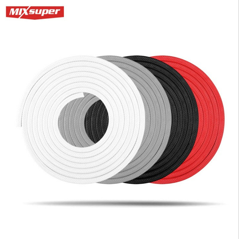 Image 3 - 5Meter U type door seal car sound insulation car door sealing strip rubber weatherstrip edge trim noise insulation Anti collisio-in Styling Mouldings from Automobiles & Motorcycles