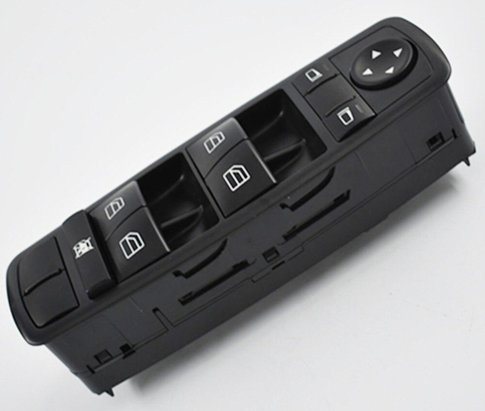 Commutateur de fenêtre d'alimentation de conducteur 2518200110 pour Mercedes Benz ML350 ML63 AMG 2006-2011
