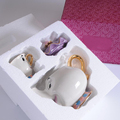 Neue Cartoon Schönheit Und Das Biest Teekanne Becher Mrs Potts Chip Tee Topf Tasse One Set Schöne Weihnachten Geschenk Schnelle post