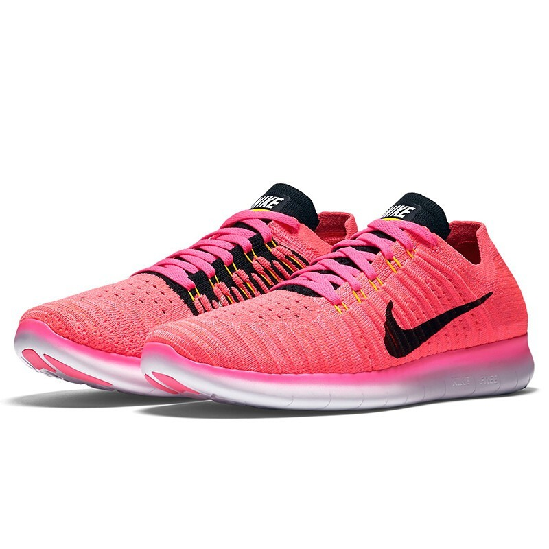 85e8bd3c44675 Nike Original New Arrival 2018 FREE RN FLYKNIT Women s Running Shoes  Breathable Lightweight Outdoor Sneakers 831070-in Running Shoes from Sports  ...