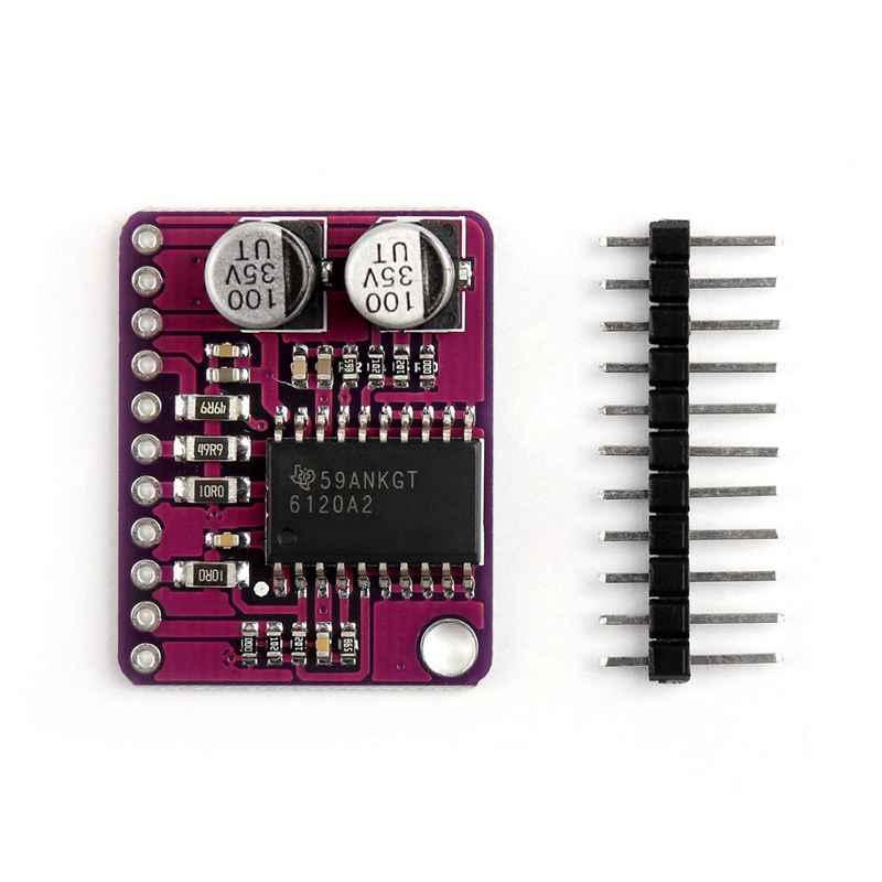CJMCU-612 Stereo Headphone Amplifier Board Module Low Power Audio Fidelity TPA6120