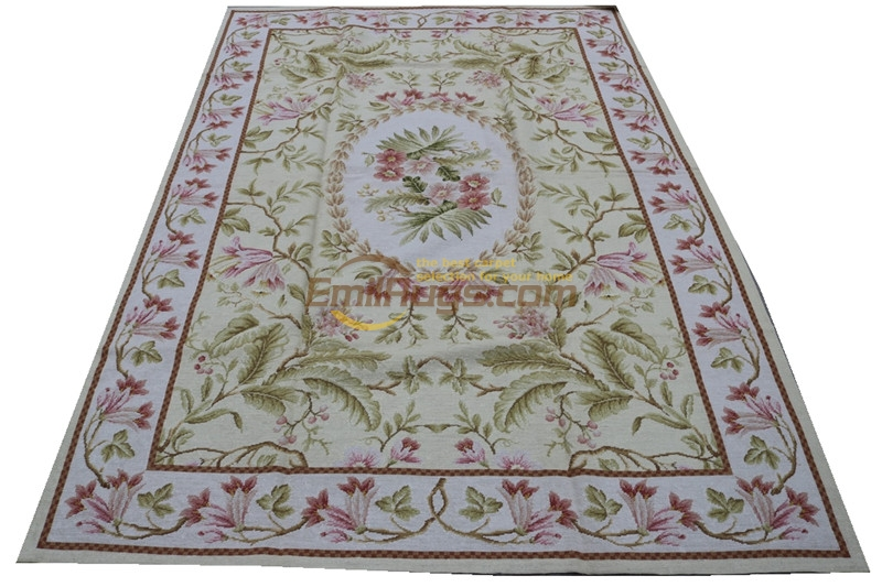 New Unique 100% Wool Hand-made Needlepoint Carpet Vintage Wool Needlepoint Floral Carpet Bedroom Carpet CarpetsNew Unique 100% Wool Hand-made Needlepoint Carpet Vintage Wool Needlepoint Floral Carpet Bedroom Carpet Carpets
