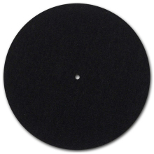 Felt Turntable Platter Mat LP Slip Audiophile 3mm thick Slipmat for Vinyl Record