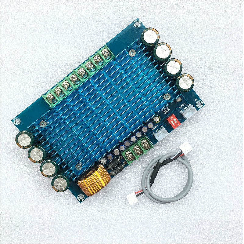 TDA7850 50W*4 Switchable channel Super power audio amplifier board for Car DC 12V XH M180 G1 011