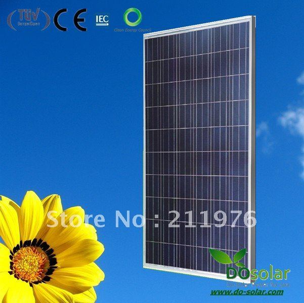 240w solar panels, poly crystalline silicon cells, for solar plant, roof installaion, FREE SHIPPING in stock