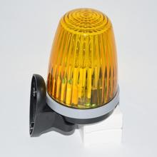 LPSECURITY гараж раздвижные качающиеся ворота двигатель мигающая лампа мигалка БЕЗОПАСНОСТИ СИГНАЛЬНЫЙ светильник стробоскоп лампа(без звука