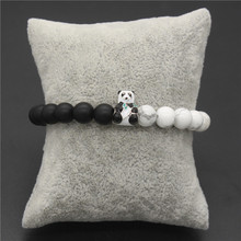 Lovely Panda Distance Bracelets