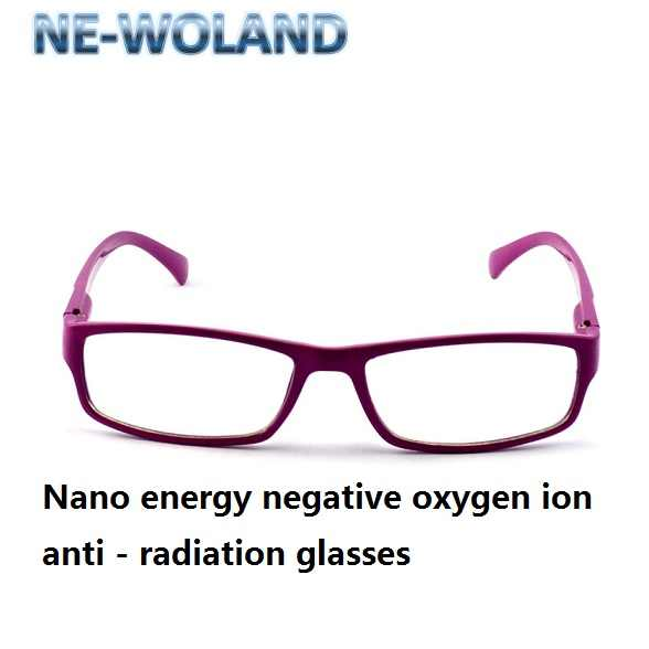 8a1be569970 Anion specs nano - energy negative oxygen ions anti - radiation glasses for  Female amblyopic astigmatism