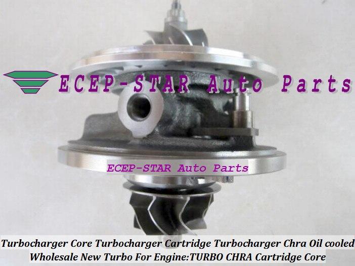 Livraison gratuite cartouche Turbo CHRA GT2256V 751758 751758-0001 707114-0001 pour IVECO Daily pour Renault Mascott 00-8140.43K.4000 2.8L