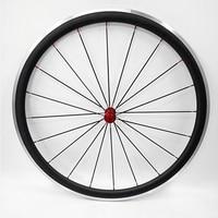 front wheel 700C 50mm 25mm width Aluminum bike wheel carbon wheels R13 hubs 20H 18H road bike wheelset 780g carbon road wheels