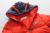 Beatles OLEKID 2016 de Invierno Nuevos Niños Abajo de la Capa de Dibujos Animados Con Capucha Chaquetas Para Las Niñas 3-9 Años Los Niños Varones prendas de vestir exteriores Abrigo