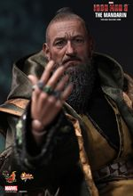 1/6 scale Collectible Figure doll Iron Man Three The Mandarin Ben Kingsley 12″ action figures doll Plastic Model Toys