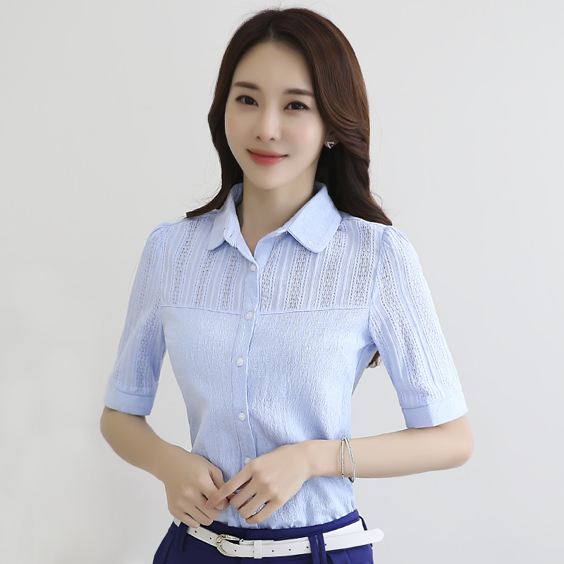 Popular Business Shirts Women-Buy Cheap Business Shirts Women lots ...
