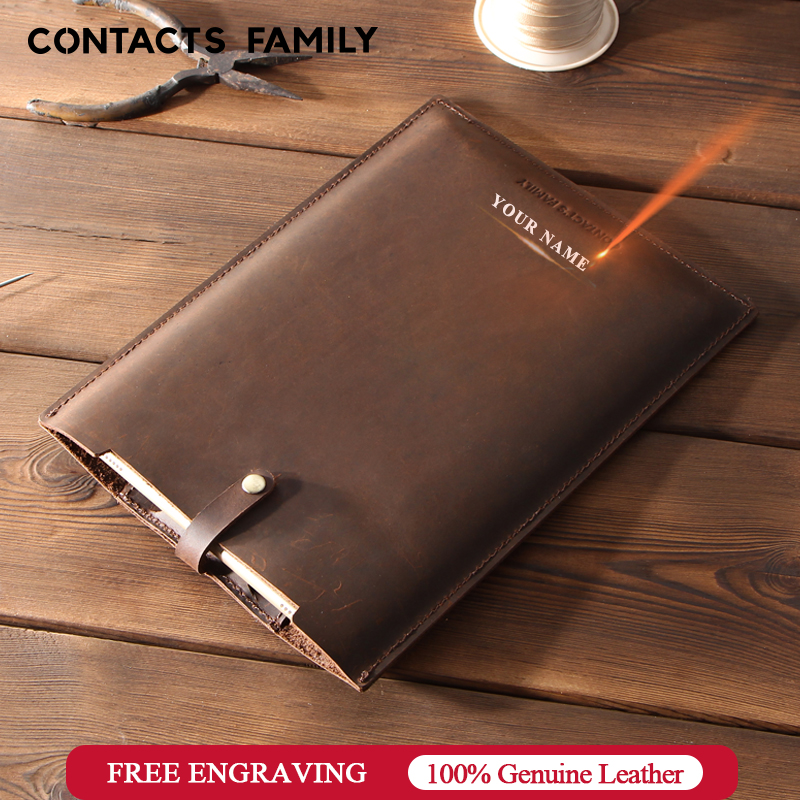 Distressed Leather Sleeve Pouch For IPad Pro 10.5 Air 3 Case Leather Portfolio Cover For IPad Pro 11 With Apple Pencil Holder