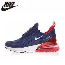 916372d35ff Nike Air Max 270 mannen Loopschoenen, Donkerblauw Grijs, Ademend, Slijtvast  Lichtgewicht AH8050-