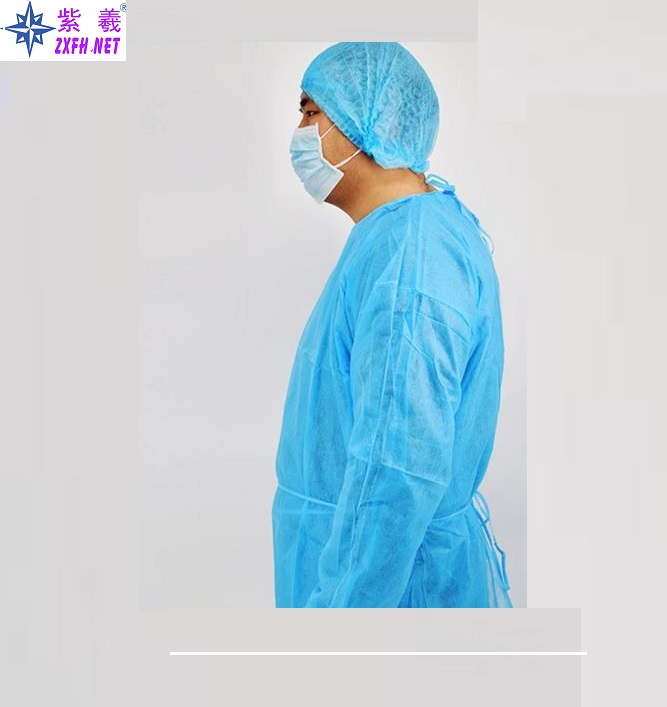 High quality safty disposable sterile medical surgical gown dental ...