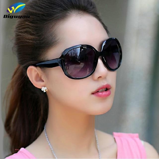 e86620939c1a8 Estilo Eyewear oculos de sol feminino 2019 verão projeto do vintage  clássicos Grandes Óculos de Sol