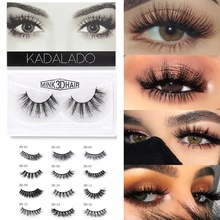 цены 1Pair Lash Mink Eyelashes 3D Mink Hair Lashes Wholesale 100% Real Mink Fur Handmade Crossing Lashes Thick Lash 12 Styles