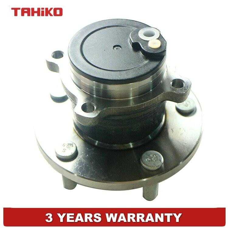 For Mazda 3 2003-2009 Front Wheel Hub Bearing Kit