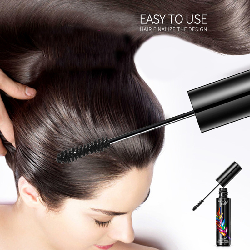 Small Broken Hair Styling Hairflow Cream Finish Stick Shaping Smoothing Cream Strong Hair Style Feel Of Finishing Stick TSLM1