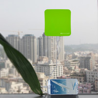 Universal out door camping product portable 5200mah window Suction solar emergency charger for cell phone