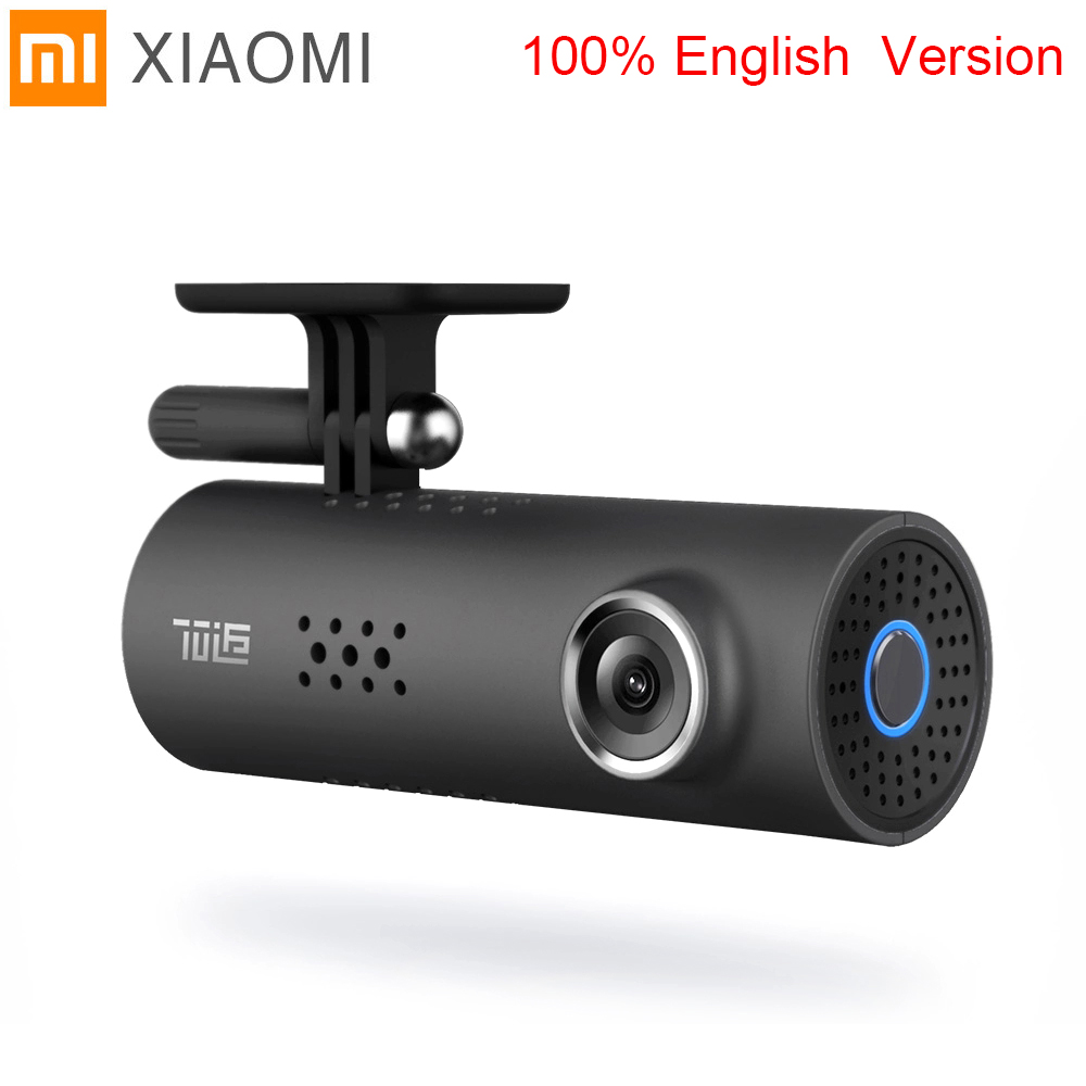 Xiaomi 70 Minutes Smart 70 Mail Dash Cam WiFi DVR Wrieless Dash Cam 130 Degree Mstar 8328P IMX323 1080P 30fps Car Cam iroad dash cam v9