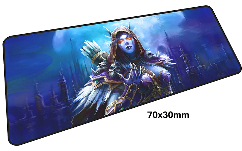 Illidan mousepad gamer 700x300X3MM gaming mouse pad large Mass pattern notebook pc accessories laptop padmouse ergonomic mat
