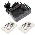 Camera battery en-el5 bateria en el5 + battery charger &car charger for NIKON COOLPIX P510 P530 3700 4200 5200 5900 S10 P4 P3