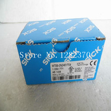 New German original authentic spot WTB9-3N2461 SICK sensors WTB9-3N2461P04 original authentic german sick wt2s p111 diffuse photoelectric switch